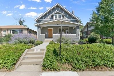 2950 Bellaire Street, Denver, CO 80207 - MLS#: 7145682