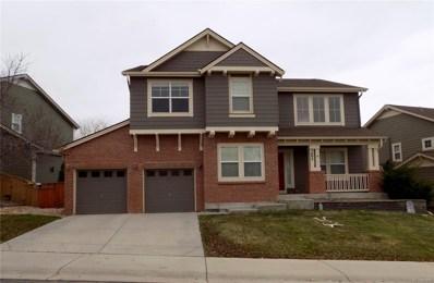 3695 Sunridge Terrace Drive, Castle Rock, CO 80109 - #: 7146712