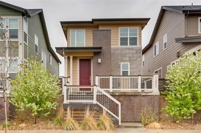 4100 Albion Street UNIT 1221, Denver, CO 80216 - MLS#: 7147091