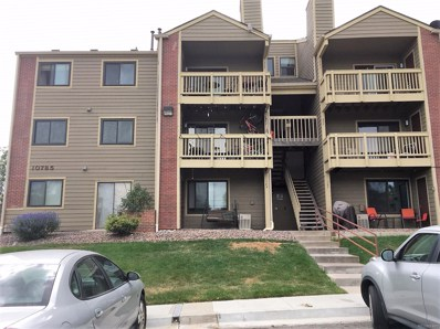 10785 W 63rd Place UNIT 208, Arvada, CO 80004 - MLS#: 7148302