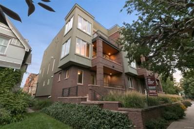 2206 N Emerson Street, Denver, CO 80205 - MLS#: 7156599