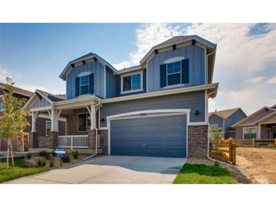 4342 Buffalo Mountain Drive, Loveland, CO 80538 - MLS#: 7158430