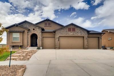 12793 Mission Meadow Drive, Colorado Springs, CO 80921 - #: 7161338