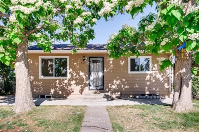 7141 Clermont Street, Commerce City, CO 80022 - MLS#: 7164825
