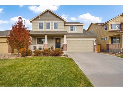 4018 S Odessa Circle, Aurora, CO 80013 - MLS#: 7165225
