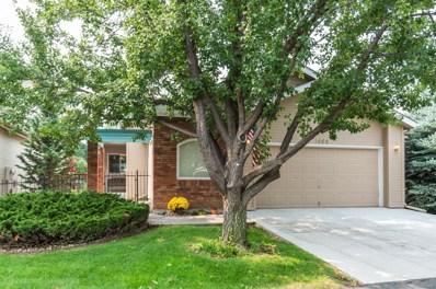 1464 Front Nine Drive, Fort Collins, CO 80525 - MLS#: 7170423