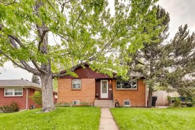 1643 S Quitman Street, Denver, CO 80219 - #: 7172255