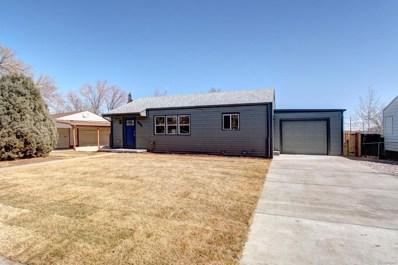 726 S Navajo Street, Denver, CO 80223 - MLS#: 7176902