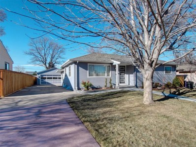 1783 S Glencoe Street, Denver, CO 80222 - #: 7177462