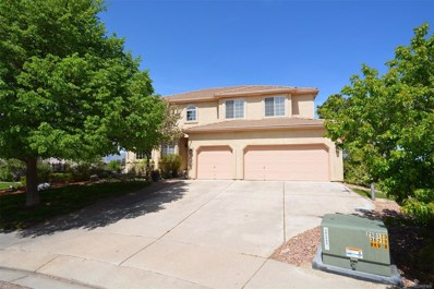 10020 Mossmill Court, Colorado Springs, CO 80920 - MLS#: 7177670