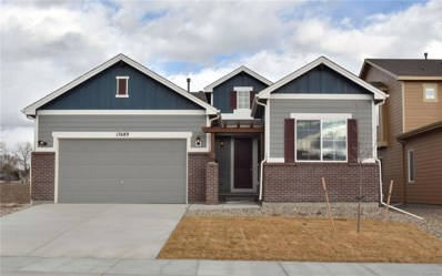 17689 Leisure Lake Drive, Monument, CO 80132 - MLS#: 7179368