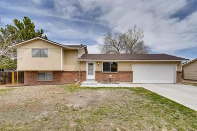 13522 Achilles Drive, Littleton, CO 80124 - MLS#: 7180300