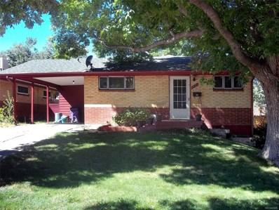 1335 S Clermont Street, Denver, CO 80222 - MLS#: 7187262
