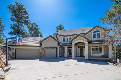30326 Telluride Lane, Evergreen, CO 80439 - #: 7190671