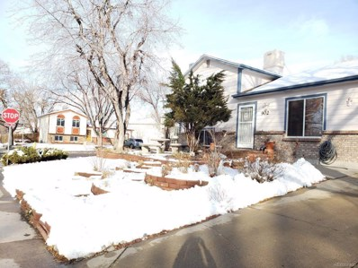 902 S Nome Street, Aurora, CO 80012 - #: 7202457