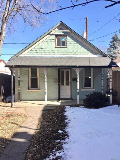 3034 Meade Street, Denver, CO 80211 - #: 7204708