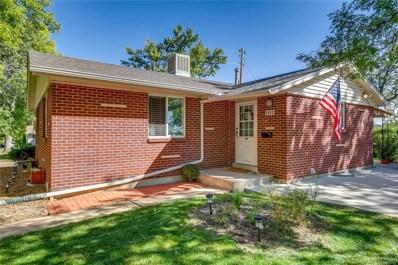 1692 S Ammons Street, Lakewood, CO 80232 - MLS#: 7214954