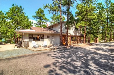 3499 S Saddle Road, Evergreen, CO 80439 - #: 7219000
