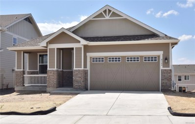 4166 Forever Circle, Castle Rock, CO 80109 - #: 7221830