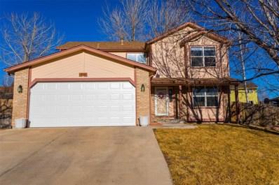 5145 Harrington Drive, Colorado Springs, CO 80911 - MLS#: 7225207