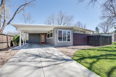 1466 S Elm Street, Denver, CO 80222 - MLS#: 7227134