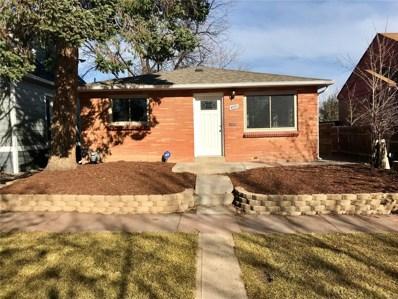 4555 W 33rd Avenue, Denver, CO 80212 - MLS#: 7227580