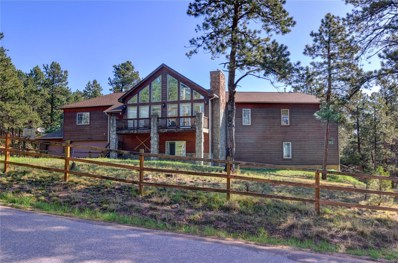 4210 Aspen Lane, Evergreen, CO 80439 - #: 7228496