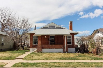 4155 Yates Street, Denver, CO 80212 - MLS#: 7232794