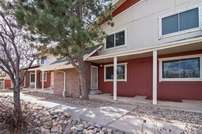 266 W Rockrimmon Boulevard UNIT D, Colorado Springs, CO 80919 - MLS#: 7232996