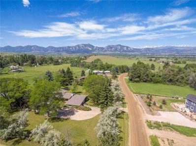 7550 Eggleston Drive, Boulder, CO 80303 - MLS#: 7233048
