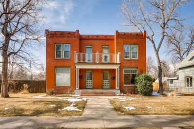 3611 Zuni Street UNIT 101, Denver, CO 80211 - MLS#: 7236274