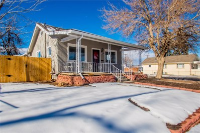 4001 S Lincoln Street, Englewood, CO 80113 - MLS#: 7238519