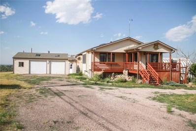 4545 E Highway 86, Castle Rock, CO 80104 - MLS#: 7239750