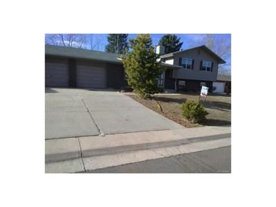 2155 S Ammons Street, Lakewood, CO 80227 - MLS#: 7239826