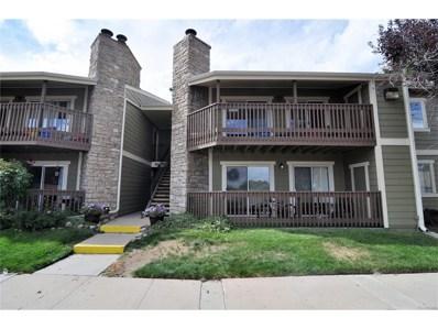 3440 S Eagle Street UNIT 203, Aurora, CO 80014 - MLS#: 7241746