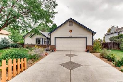 1721 Flemming Drive, Longmont, CO 80501 - MLS#: 7242477