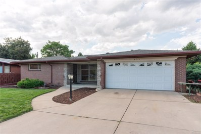 6711 W 36th Place, Wheat Ridge, CO 80033 - #: 7251269