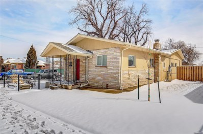4256 Quivas Street, Denver, CO 80211 - #: 7253585