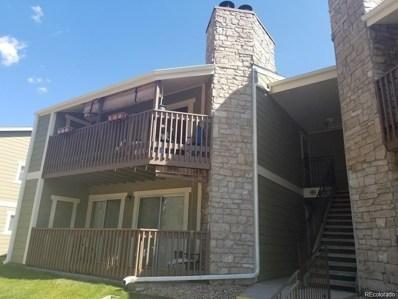 3404 S Eagle Street UNIT 102, Aurora, CO 80014 - MLS#: 7254666