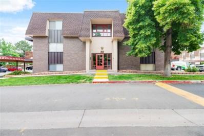 7755 E Quincy Avenue UNIT 107, Denver, CO 80237 - #: 7256381