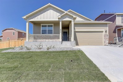 5996 Sun Mesa Circle, Castle Rock, CO 80104 - MLS#: 7257866