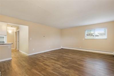 5995 W Hampden Avenue UNIT H5, Denver, CO 80227 - MLS#: 7259448