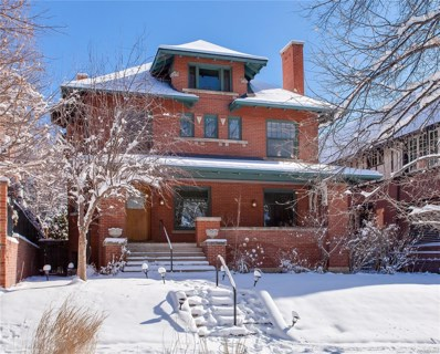 824 Vine Street, Denver, CO 80206 - #: 7262061