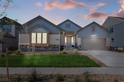 18512 W 93rd Place, Arvada, CO 80007 - #: 7262283