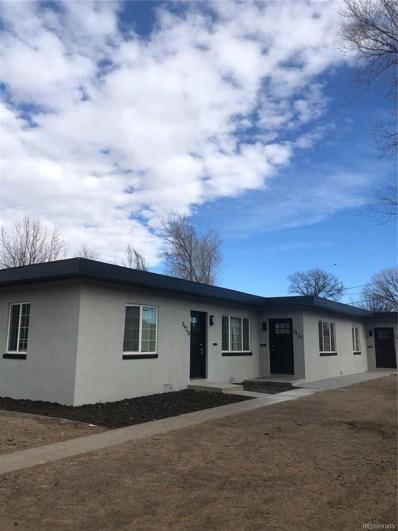 3420 N Cook Street UNIT 3440, Denver, CO 80205 - #: 7263072