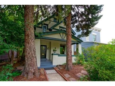 2224 N Ogden Street, Denver, CO 80205 - MLS#: 7263348