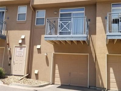 14950 E Center Avenue UNIT F, Aurora, CO 80012 - MLS#: 7264449