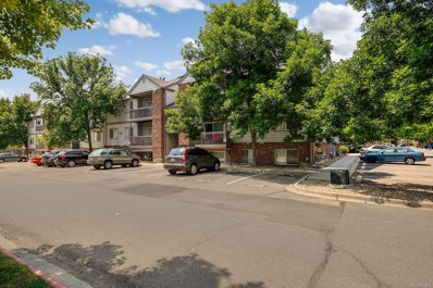 10734 W 63rd Place UNIT 106, Arvada, CO 80004 - MLS#: 7266440