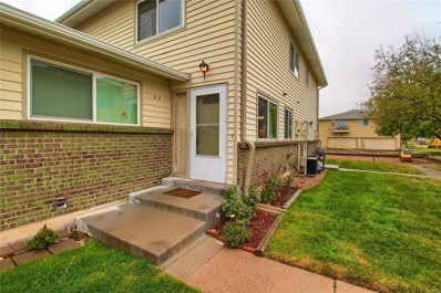 3354 S Flower Street UNIT 54, Lakewood, CO 80227 - #: 7267158