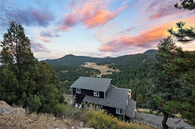 7253 Silverhorn Drive, Evergreen, CO 80439 - #: 7270171